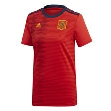 Spanien Heimtrikot Women's World Cup 19 Damen