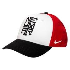 Nike CLC99 Cap NJR Silêncio – Wit/Rood/Zwart Kinderen