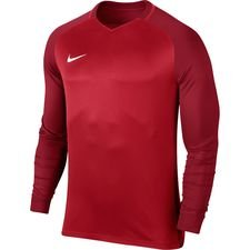 Nike Trikot Trophy III - Rot Long Sleeves Kinder
