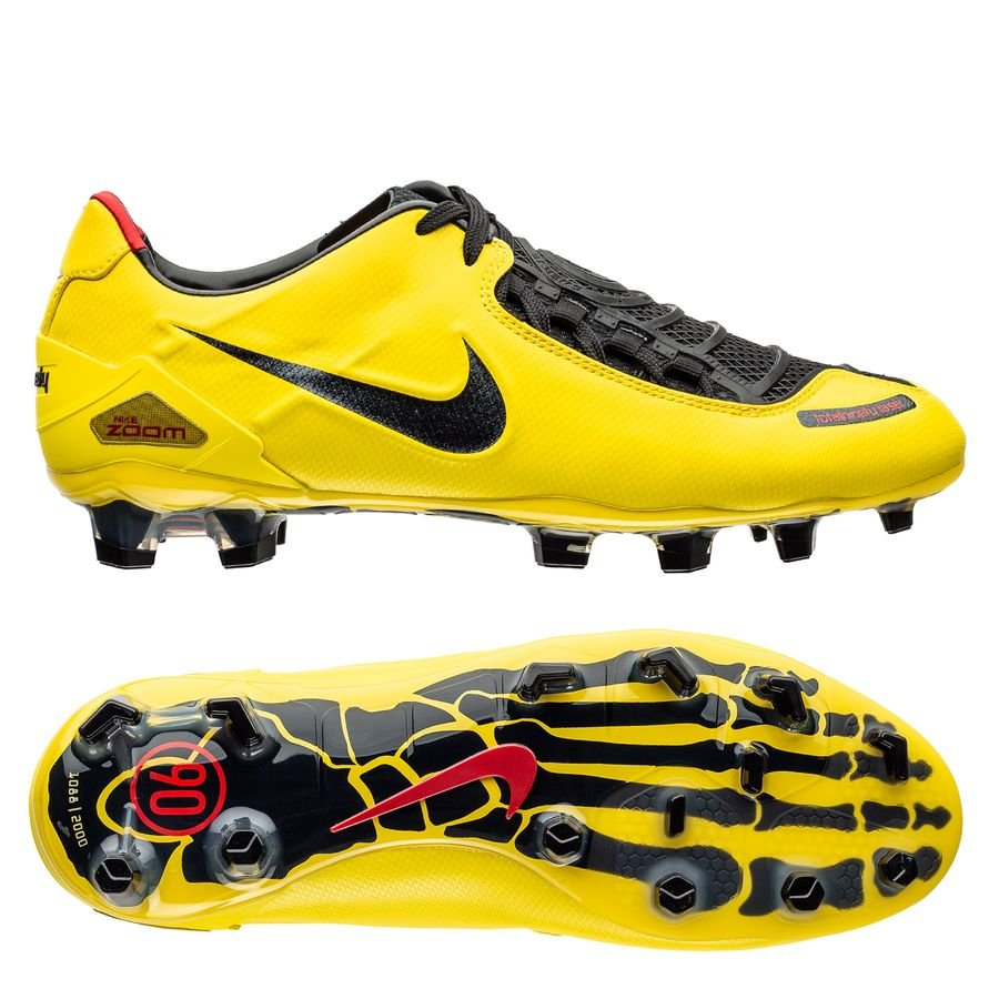 info for 26143 73161 Nike Total90 Laser FG - Yellow Black LIMITED EDITION   www.unisportstore.com