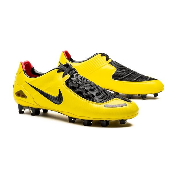 promo code 4fc6a 20573 Nike Total90 Laser FG - Gul Sort LIMITED EDITION 3