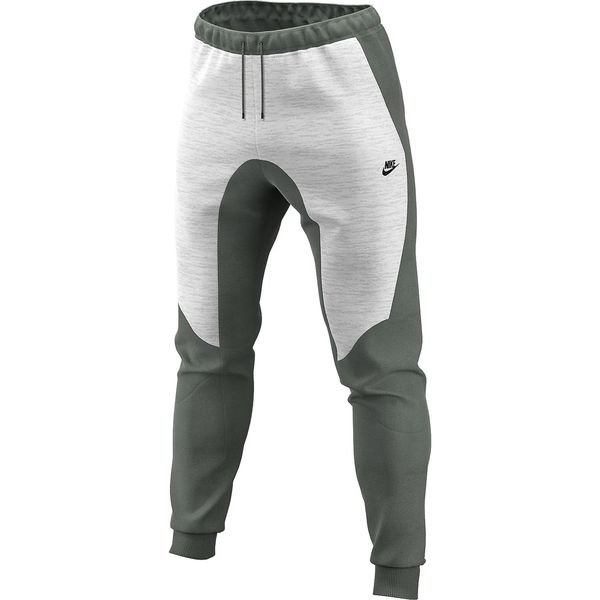 Nike Joggebukse Tech Fleece NSW GrønnGråSort