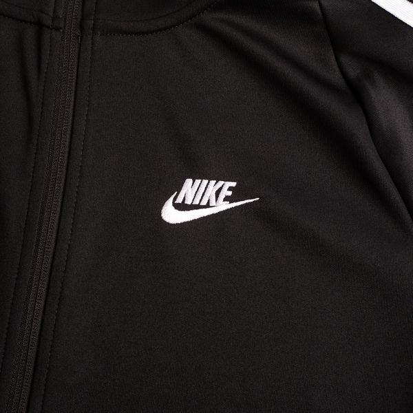 310114c4b9281 Nike Jacke NSW N98 Tribute - Schwarz Weiß 2