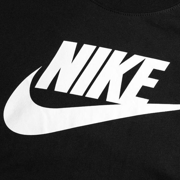 Nike T Shirt NSW Futura Icon SchwarzWeiß