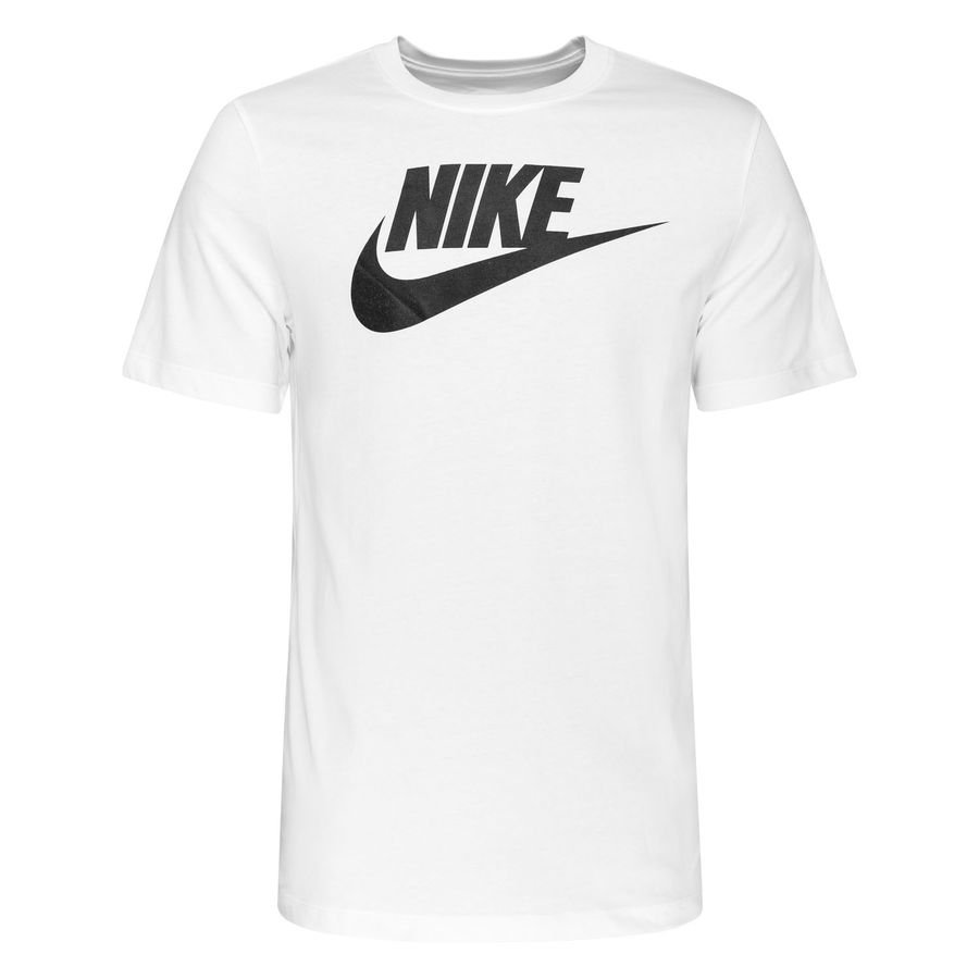 Nike T-Shirt NSW Futura Icon - Hvid/Sort thumbnail