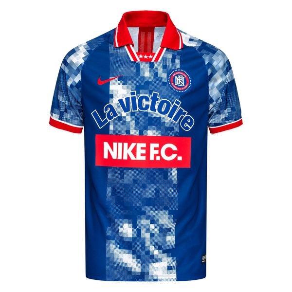 5dc3fe7cb2b Nike F.C. Thuisshirt 2019 - Blauw/Wit/Rood   www.unisportstore.nl