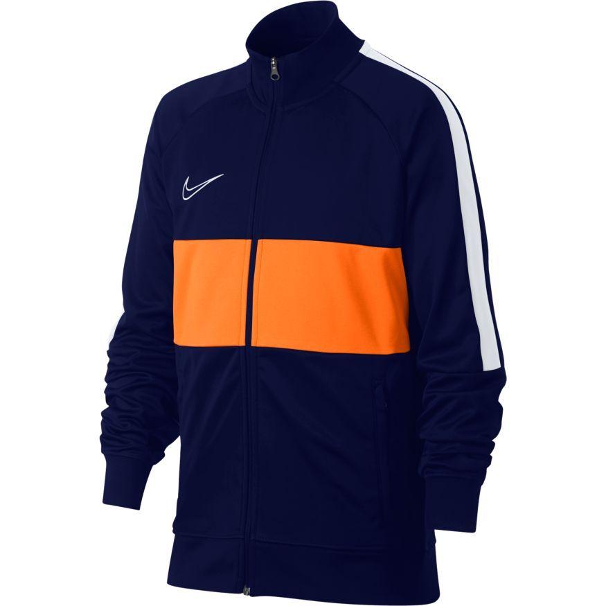 Nike Track Jacket Dry Academy I96 Blue VoidOrangeWhite Kids
