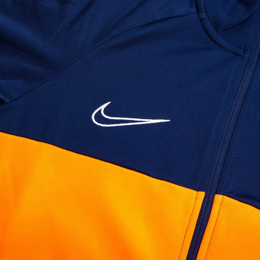 Nike Track Veste Dry Academy I96 Euphoria BleuOrange