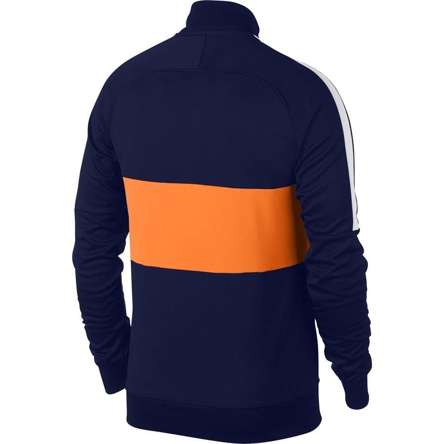 Nike Track Jacke Dry Academy I96 Euphoria BlauOrangeWeiß