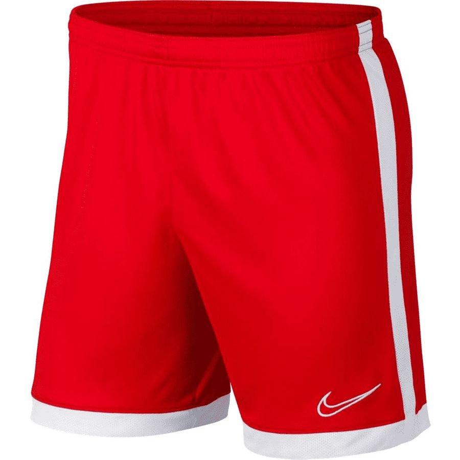 Nike Shorts Academy Dry – Rød/Hvid