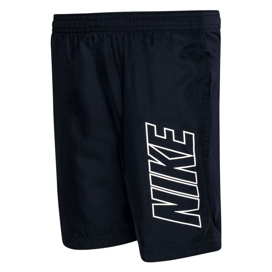 Nike Shorts Dry Academy - Navy/Hvid Børn thumbnail