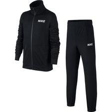 Nike Trainingspak NSW - Zwart/Wit Kinderen