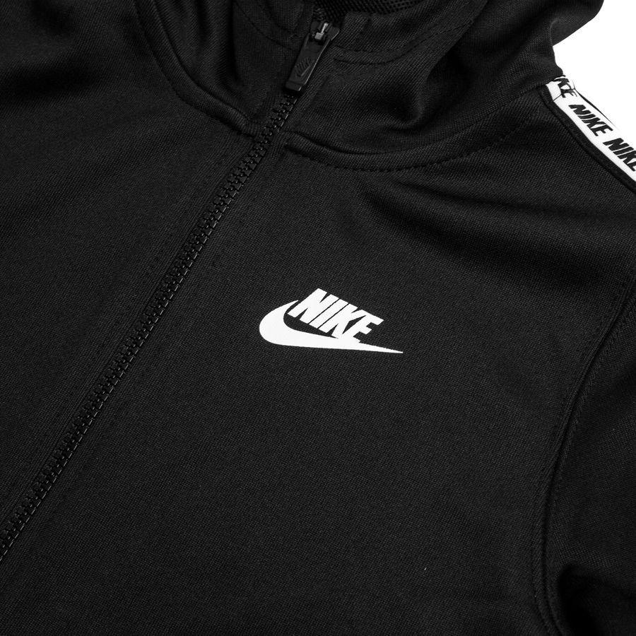 Nike Jungen B NSW Repeat Po Hood Poly Sweatshirt: