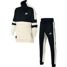 Nike Trainingspak Air - Zwart/Wit Kinderen