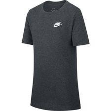 Nike T-Shirt NSW Futura - Grau Kinder