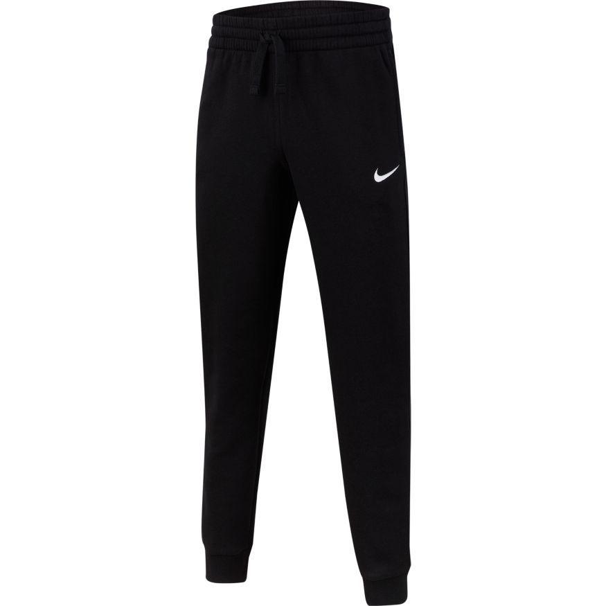 en soldes 3b2b6 4c4e3 Nike Fleece Jogging - Noir/Blanc Enfant