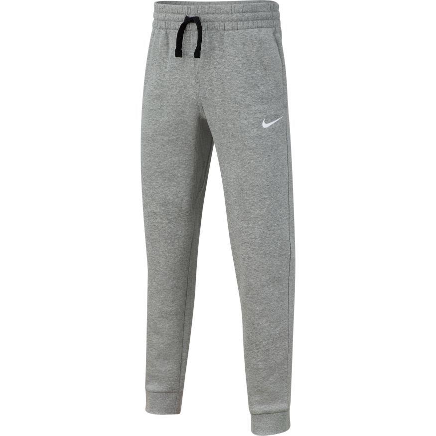 9812c0486 Nike Fleece Bukse - Grå/hvit Barn