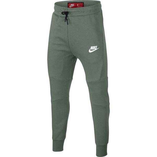 gut aus x 2019 Neupreis beste Sammlung Nike Jogginghose NSW Tech Fleece - Grün/Weiß Kinder