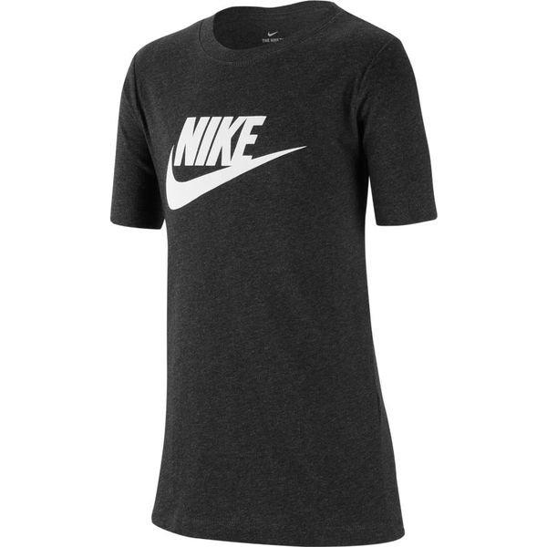 best service 7bda7 0a279 Nike T-paita NSW Futura Icon - Musta Valkoinen Lapset 0