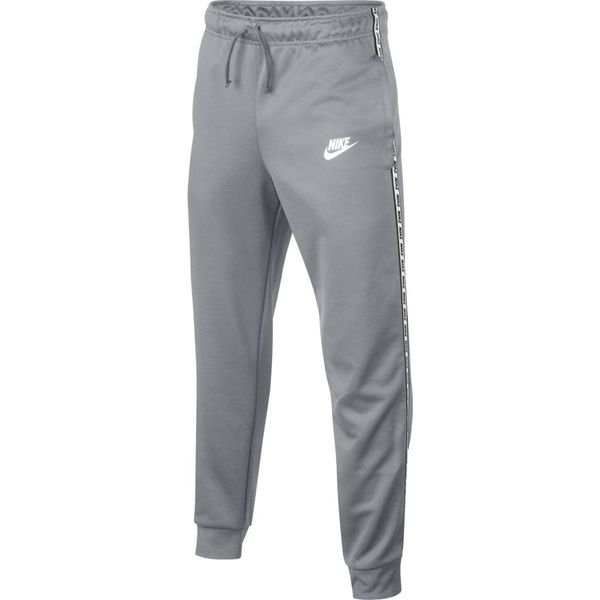 b7fd079cb Nike Joggebukse NSW Repeat - Grå/Hvit Barn