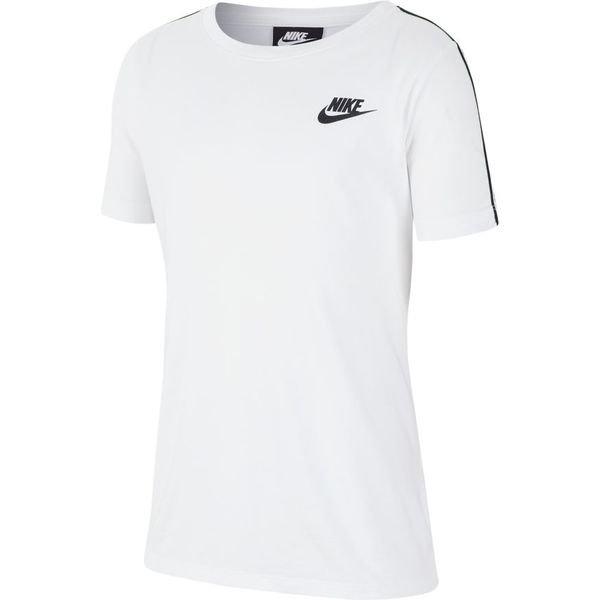 Nike Boys T Shirt Repeat Black Boys