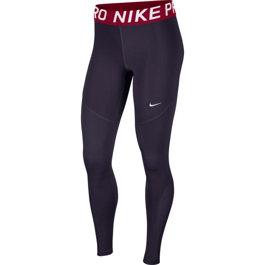 Nike Pro Tights Compression LillaHvit Dame