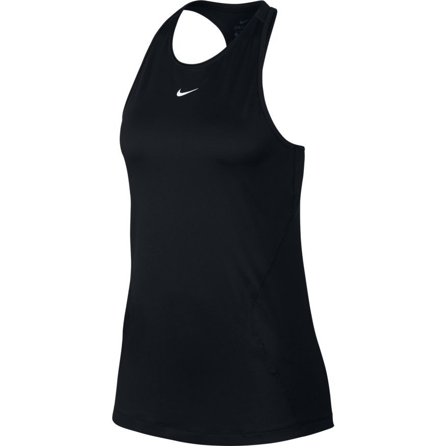 7959d9c6712173 nike pro tank top - black white woman - baselayer ...