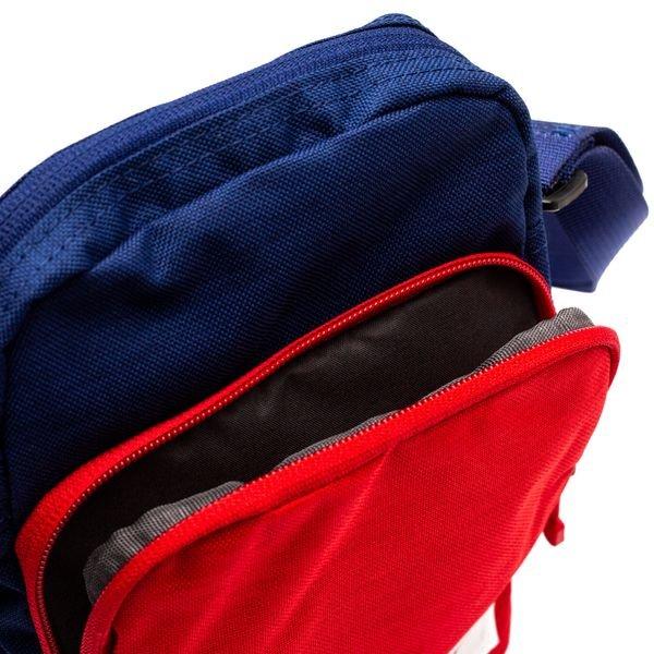 angenehmes Gefühl 100% echt bester Ort für Nike Schultertasche Heritage Small - Blau/Rot
