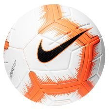 Nike Fotboll Strike Euphoria - Vit/Orange/Svart