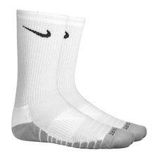 Nike Kousen Dry Cushion Crew 3-Pak - Wit/Grijs/Zwart