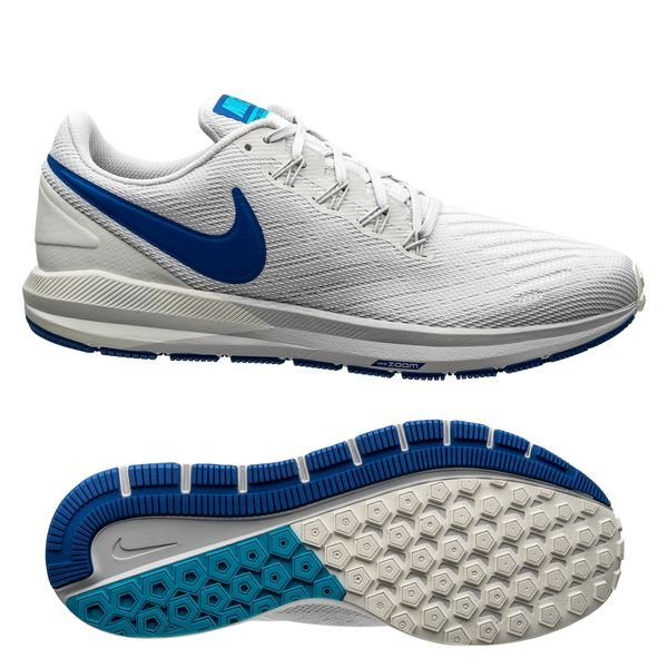 buy popular e8a04 26829 Nike Air Zoom Structure 2 - Vast Grey/Game Royal/Sail