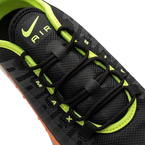 Nike Air Max Axis NoirJaune FluoOrange Enfant