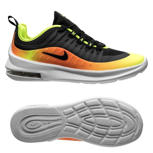 new style e592e 48532 Nike Air Max Axis - Black/Volt/Total Orange Kids | www ...