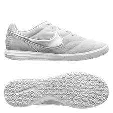 Nike Premier II Sala IC - Grå/Silver/Vit