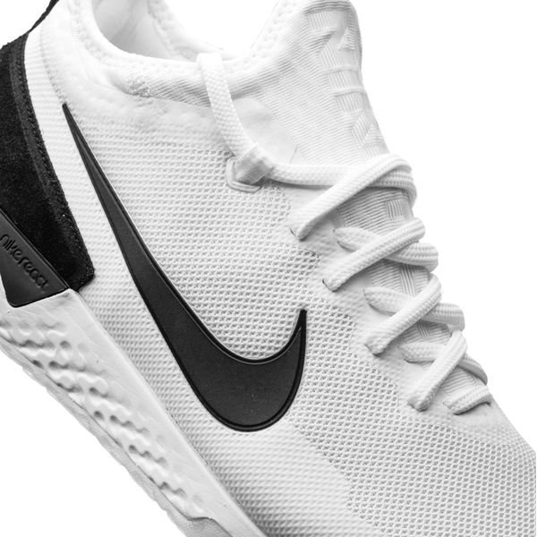 e75fa1d552adf Nike F.C. React Sneaker - White Black LIMITED EDITION