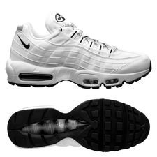 reputable site 7c513 4ad84 Nike Air Max 95 - Vit Svart