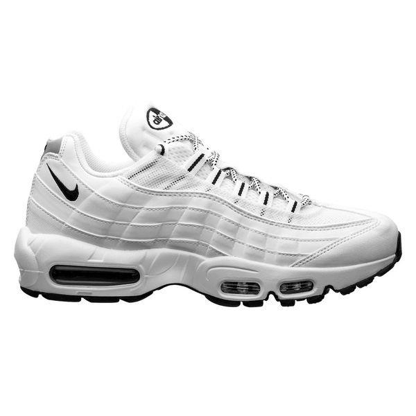 Nike Chaussures Air Max 95 - Blanc/Noir