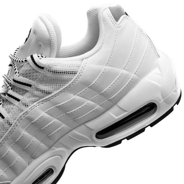 reputable site d832a 28a8c Nike Air Max 95 - Vit Svart
