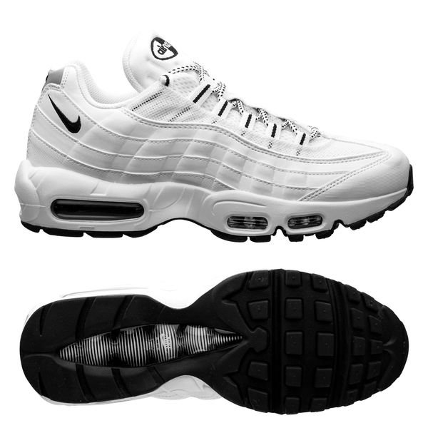 Nike Air Max 95 WhiteBlack