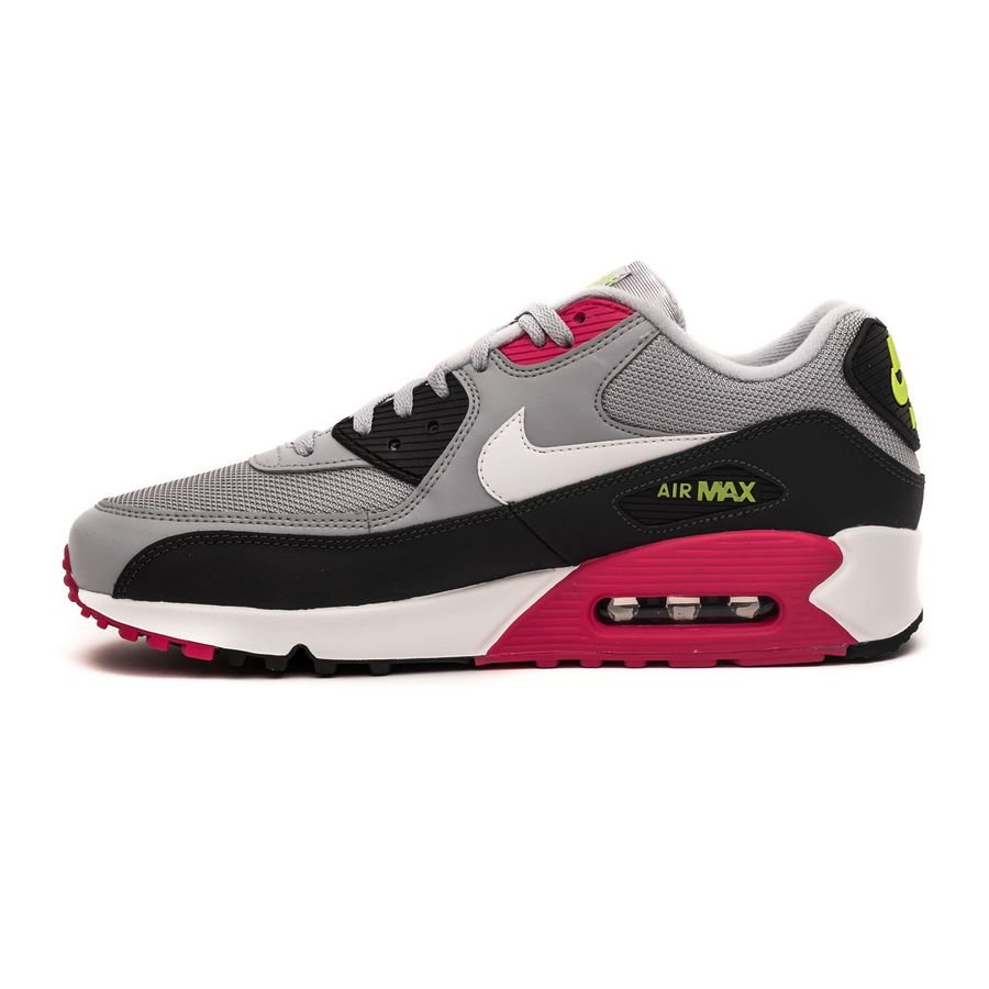 Nike Air Max 90 Essential GrijsWitRozeNeon