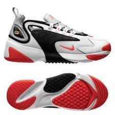 big sale c7ffc bf6e2 Nike Air Zoom 2K - Vit Röd Grå Svart