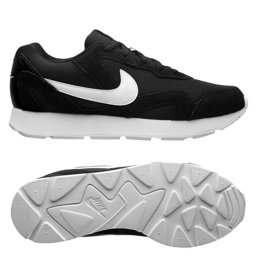 Nike Delfine - Black/White
