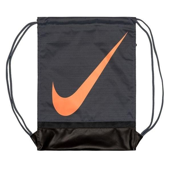 90de2981f85aa Nike Turnbeutel Academy - Blau Schwarz Orange 0