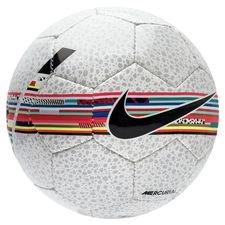 Nike Fotboll Skills Mercurial LVL UP - Vit/Multicolor/Svart