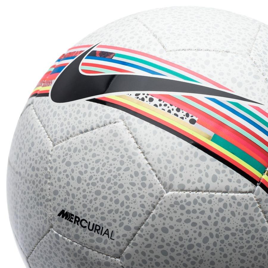 Nike Fotboll Prestige Mercurial LVL UP VitMulticolorSvart