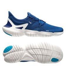 pretty nice 06390 d1103 Nike Löparskor Free 5.0 - Navy Vit