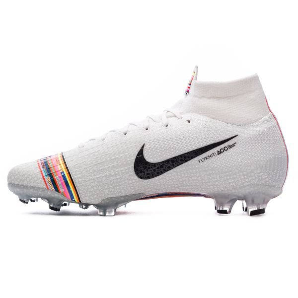 more photos 1c9b3 282a6 Nike Mercurial Superfly 6 Elite FG LVL UP - Pure Platinum/Black/White