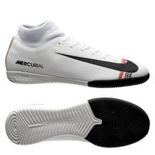 d49b3483f Nike Mercurial Superfly 6 Academy IC LVL UP - Pure Platinum/Black/White