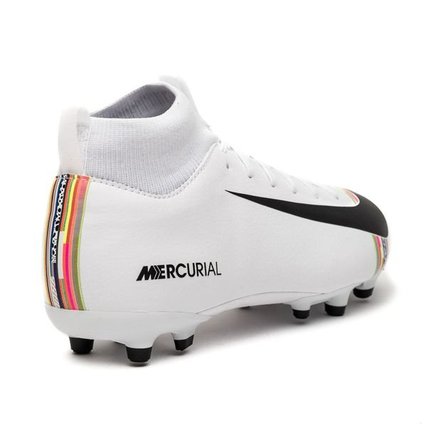 best loved f3514 c35c0 Nike Mercurial Superfly 6 Academy MG LVL UP - Pure Platinum/Black/White Kids