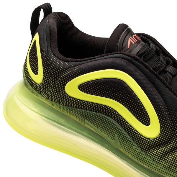best service 570cc 543e3 Nike Air Max 720 - Schwarz Rot Neon Kinder 6